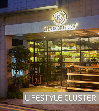 Queens Peak Singapore - Lifestyle Cluster